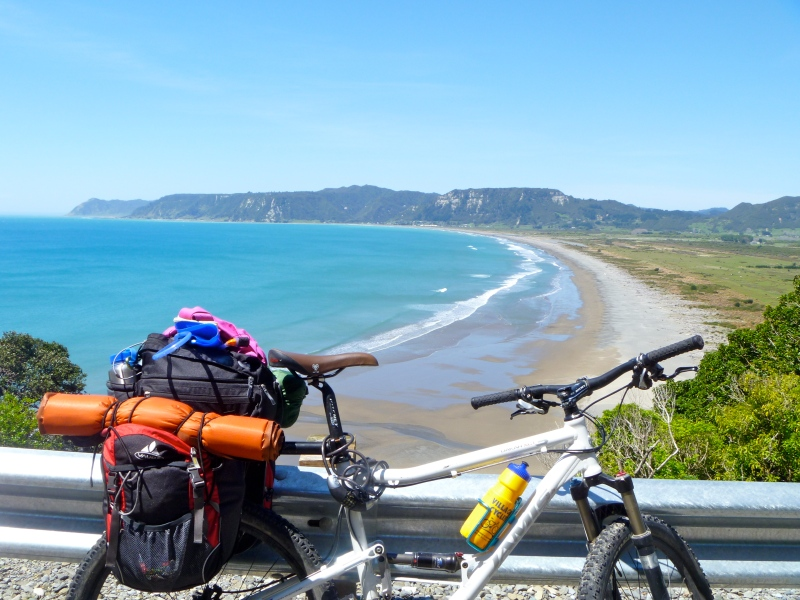 East Cape Cycle Trip