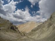 Absaroka mountains, WY