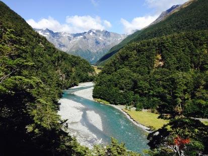 Packrafting NZ: LandsboroughRiver