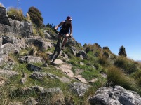 port hills biking