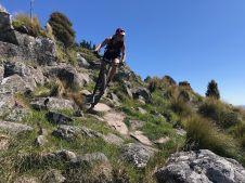 port hills biking